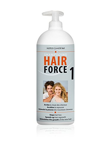 Hair Force One Professional Shampoo tegen haaruitval