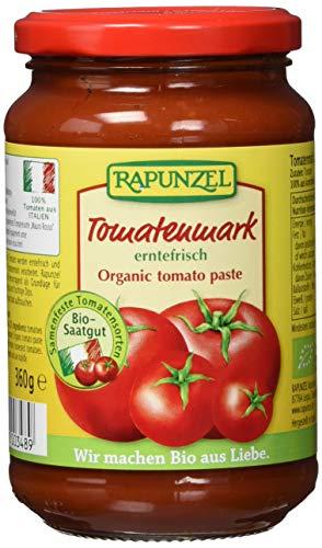 Rapunzel Tomatenmark 22% Tr.M., 2er Pack (2 x 360 g) - Bio