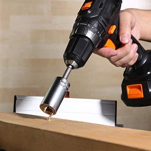 Universal Socket Wrench Set Multi-function Hand Tools Universal Repair Tools,Multi-function Ratchet Universal Sockets (11-32mm 7-19mm),2 PCS Set