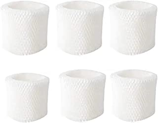 Neza 6 Pack Humidifier Wicking Filters Replacement Compatible for Honeywell Humidifier HAC-504AW, HAC-504, Filter A,HCM350...
