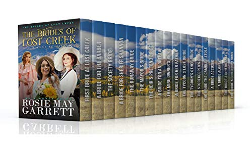 The Brides Of Lost Creek 18 Book Box Set: The Brides Of Lost Creek (English Edition)