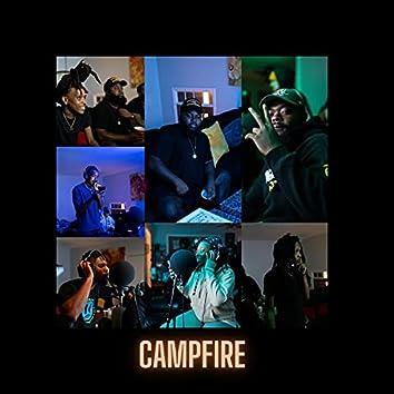 CAMPFIRE (feat. Michael Aristotle, Da Kidd Half, Andy Z6 & HQ Jonez)