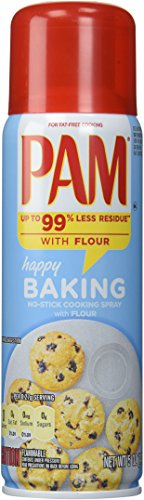 Pam Cooking Spray, Baking, 5 oz, 2pk