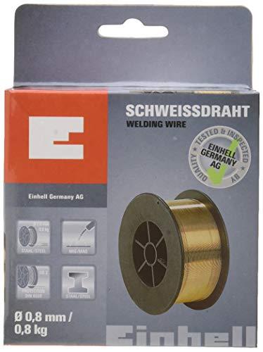 Original Einhell SGA-Draht (0,8 mm, 0,8 kg, aus Stahl)
