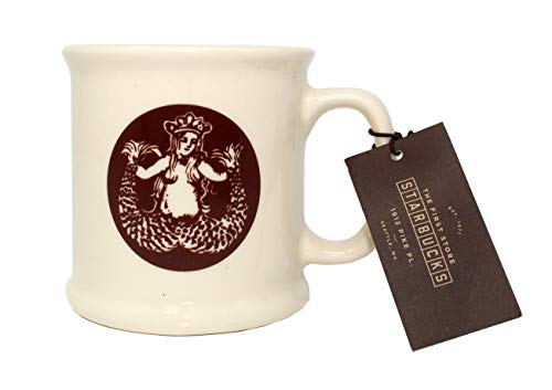 Starbucks The First Store - Pike Place Market Mug, 14 Fl Oz