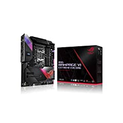 Intel x299 LGA 2066 socket: ready for the latest Intel Core X-Series processors to maximize connectivity and speed with up to 4x M. 2 drives, USB 3. 2 Gen 2, Intel VROC and Intel Optane Memory compatibility. Finest power delivery & Comprehensive ther...