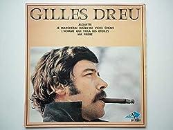 Gilles Dreu 45Tours EP vinyle Alouette mint