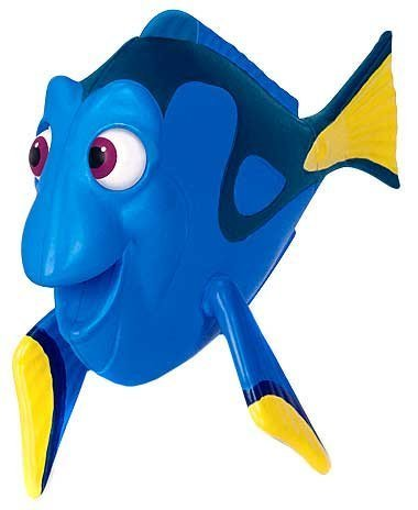 Disney / Pixar Finding Nemo Exclusive 3.75 Inch Action Figure Dory by Findng Nemo
