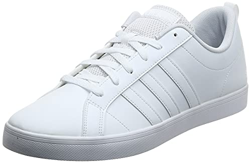 Adidas Vs Pace, Zapatillas Hombre, Blanco (Footwear White/Footwear White/Core Black 0), 42 EU