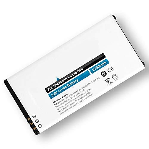 Batería para Microsoft Lumia 640/BV de T5C (2700mAh/10,26wh)