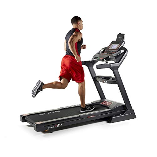 Sole Treadmills F63-20 3.0/5.0 HP 20km/h 545x1525 Bluetooth (Modello 2020)