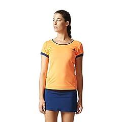 Adidas Camiseta Deportiva de Manga Corta para Mujer - bk7063