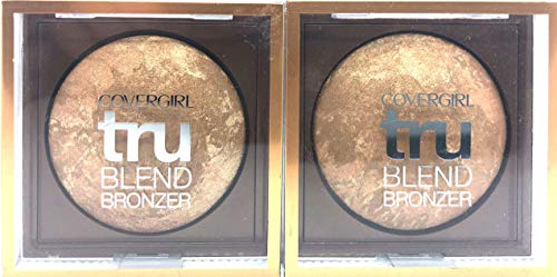 Pack of 2 CoverGirl tru Blend Bronzer, Bronze 200