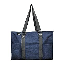 commercial N Gil Universal Organizer Fall 2017 Medium Versatile Bag (Blue Cloth) n gil bags
