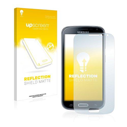 upscreen Entspiegelungs-Schutzfolie kompatibel mit Samsung Galaxy K Zoom SM-C115 – Anti-Reflex Bildschirmschutz-Folie Matt