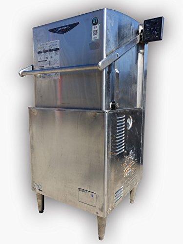 O▼ホシザキ 業務用食器洗浄 食洗機 2011年 JWE-680UA (09395)