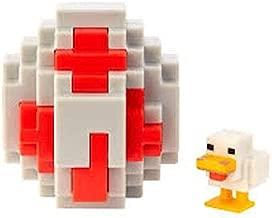Minecraft Chicken Mini-Figure Spawn Egg