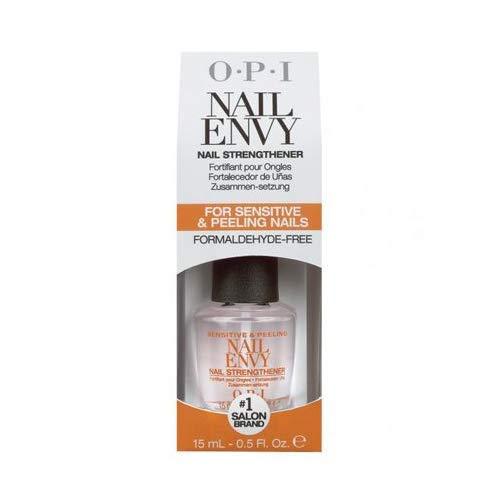OPI Nail Envy Nail Strengthener – Nagelhärter für starke & gepflegte Nägel – NT121 – 15 ml