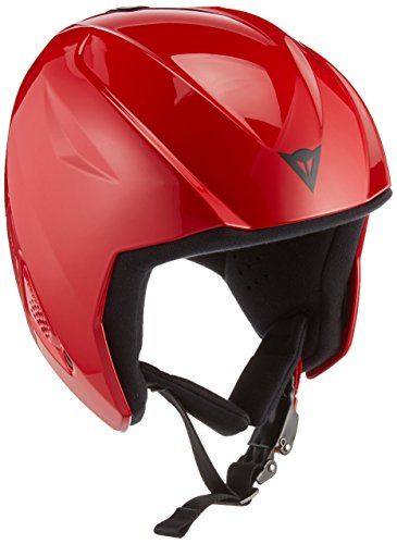 Dainese Kinder Skihelm Snow Team Jr Evo Helmet Helm, Rot, S