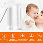 """Meidong Portable Travel Bidet Sprayer Handheld Personal Bidet Easy-to-use Electric Bidet with Decompression Film and 180… 15 💕【Easy to Use and Stay Clean】Remove the cover and fill it with water, then invert, point, press the H / L key to start working according to your needs.180 degrees rotary nozzle, which can be manually adjusted freely. Two washing modes: """"L"""" is gentle, """"H"""" is strong, meet your different needs 💕【Extreme Experience】Our portable travel bidet Providing a new refreshing experience,No more harsh toilet paper,can make you feel comfortable and clean whenever you using it, which gives you a spotless out-of-the shower feeling,A gentle form of personal hygiene 💕【Portable and Ideal for Travel】Compact handheld size make it easily to carry and enough to fit in your backpack, baggage.portable bidet is perfect for personal care hygiene refresher at home, office, on vacation, travel and more"""
