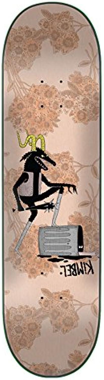 Creature Satan 's mülleimercomment Kimbel Kimbel Kimbel 22,9 x 83,8 cm Skateboard Deck B079P3MYR1  Explosive gute Güter 667258