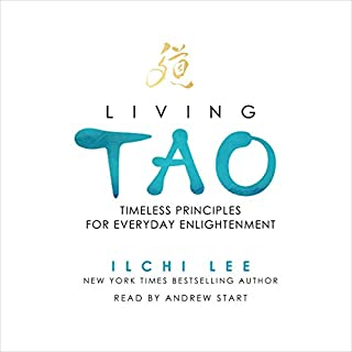 Living Tao audiobook cover art