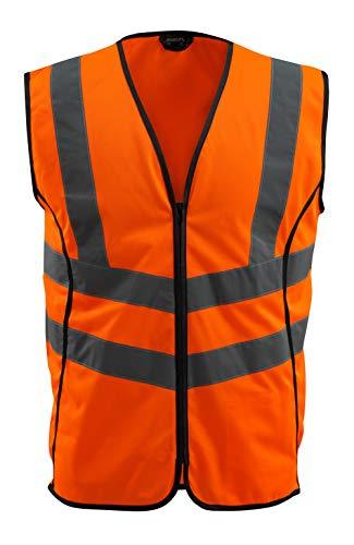 Mascot Wingate Warnweste 50145-977 Safe Supreme - Herren L Hi-Vis Orange