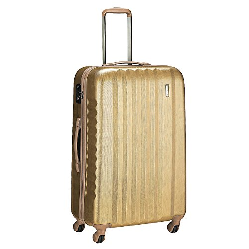 March 15 Ribbon 4-Rollen-Trolley M 65 cm Gold Brushed