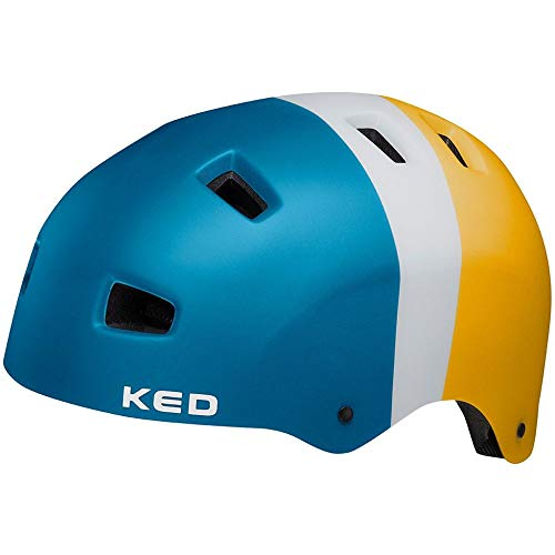 KED 5Forty Helm Kinder 3 Colors Retro Boy Kopfumfang M | 54-58cm 2021 Fahrradhelm