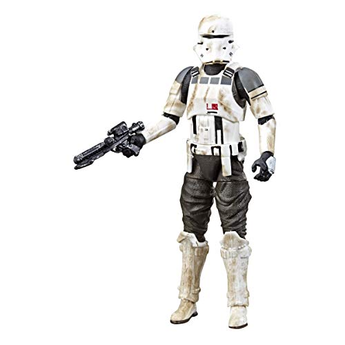 Star Wars The Vintage Collection Rogue One: A Story Imperial Assault Tank Commander 3.75'-Scale Action Figure – Collectible