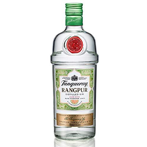 Tanqueray Rangpur Lime Distilled Gin – 1 x 0,7l