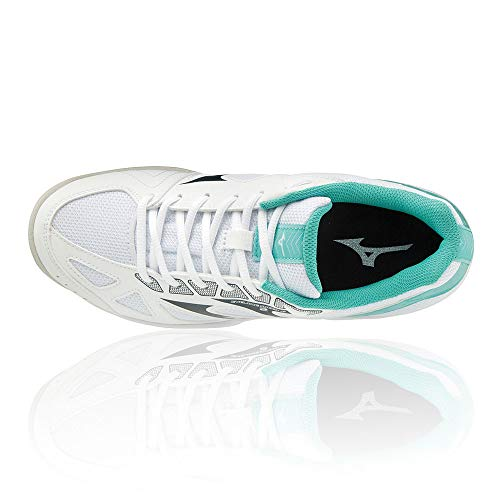 Mizuno Cyclone Speed 2 Junior Indoor Court Shoes - J5.5 Blue