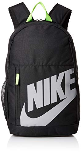 Nike Unisex Jugend FA19 Rucksack, Black/Black/Atmosphere Grey, One Size