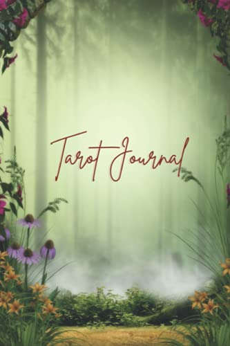 My Tarot Journal: A Daily Reading Notebook: 3 Card Pull