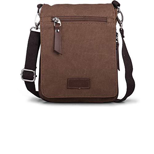 Ranboo Cross-body Messenger Bag Casual Shoulder Bags Mans Satchel for Travel