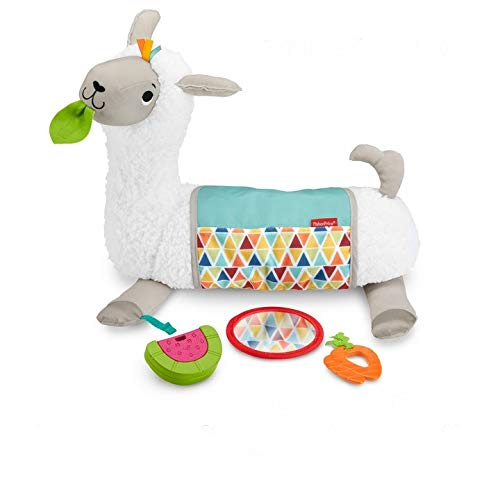 Fisher-Price GLK39 Grow-with-Me Tummy Time Llama