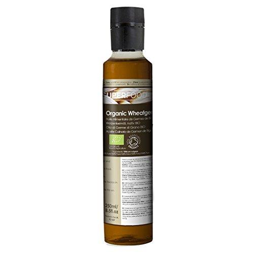 Bio Weizenkeimöl, nativ - Speiseöl 250ml