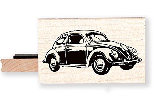 VW Beetle Gummi Stempel–br048K