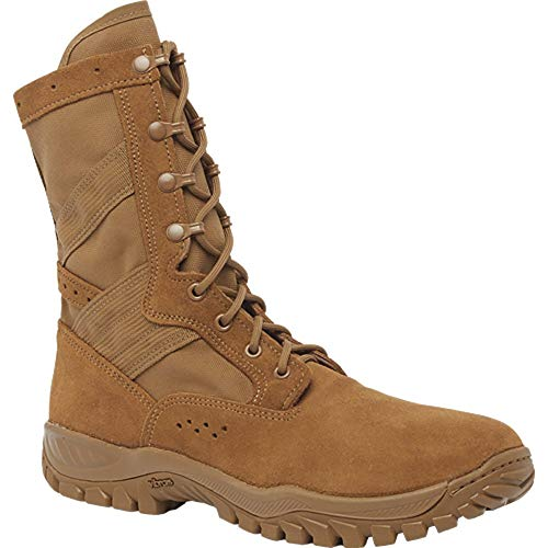 Belleville One Xero C320 Coyote Brown Ultra Light Assault Boot, Made in USA 11.5