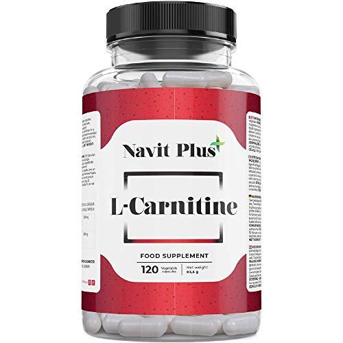 L Carnitina Cápsulas | Quemagrasas potente, perdida de peso y tonificación | CN Farmacia 194556.3 | Aumento de energía, rendimiento deportivo y recuperación post entreno.