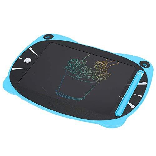 Tableta de escritura, almohadilla de escritura a mano, dibujo de color lindo de 8,5 pulgadas para dibujar para niños Regalo aritmético para niños (azul) leilims (Color : Blue)