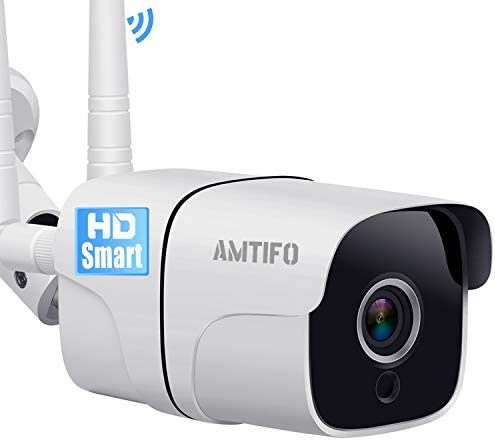 AMTIFO W2 HD 1080P Wireless Outdoor Indoor Security Camera S Outside Surveillance Front Door product image