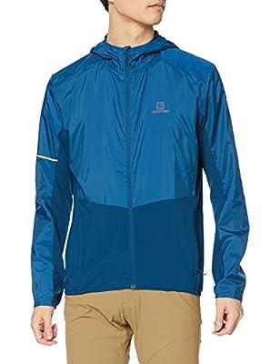 Salomon Men Agile Windbreaker Jacket