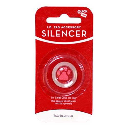Quick-Tag Circle-Shaped Silencer