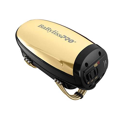 BaBylissPRO Barberology FXSSMG VibeFX Cord/Cordless Massager, Gold, 1 ct