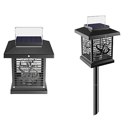 Zapper Solar Mosquitos Aire Libre - Bug Killer Backyard