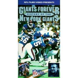 Giants Forever [VHS]