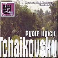 "Tchaikovsky - Symphony r 6 ""Pathetique"". Capriccio Italien - Herbert von Karajan"