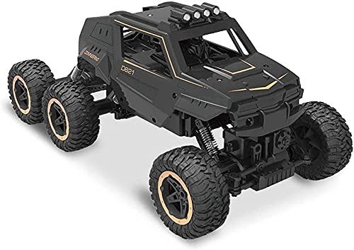 Moerc 1:12 4WD RC Cars 2.4G Radio Control Toys Buggy Camiones de alta velocidad Off-Road for Children Car Rock Rock Crawlers 4x4 Conducción Bigfoot Modelo remoto Vehículo de juguete para niños y niñas