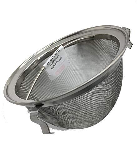 Bodum Component Edelstahlfilter zu Teebereiter, glänzend
